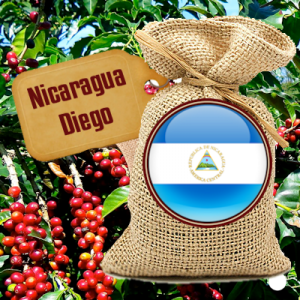 Nicaragua Diego Coffee